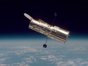 (FILE PHOTO)   NASA To Repair Hubble Space Telescope